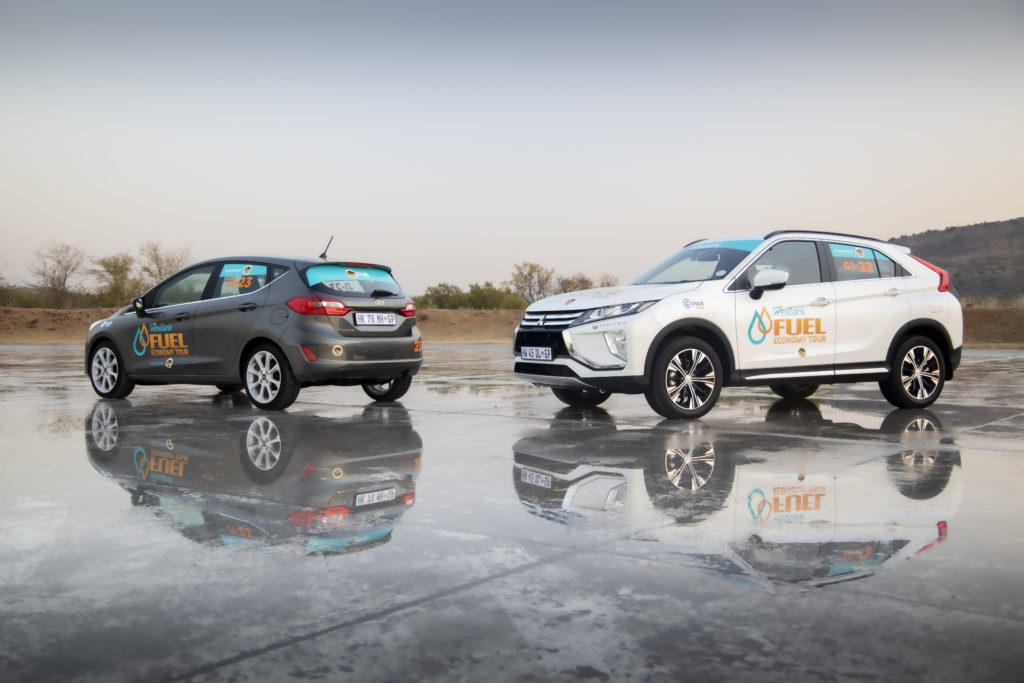 cars to be used for realistic fuel consumption figures