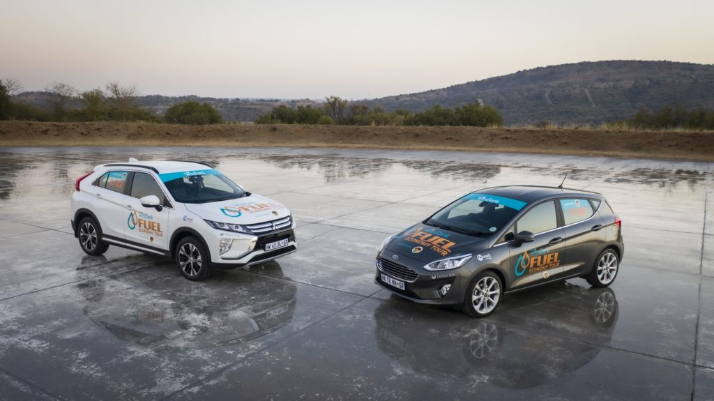 Strong Support for SA Fuel Economy Tour