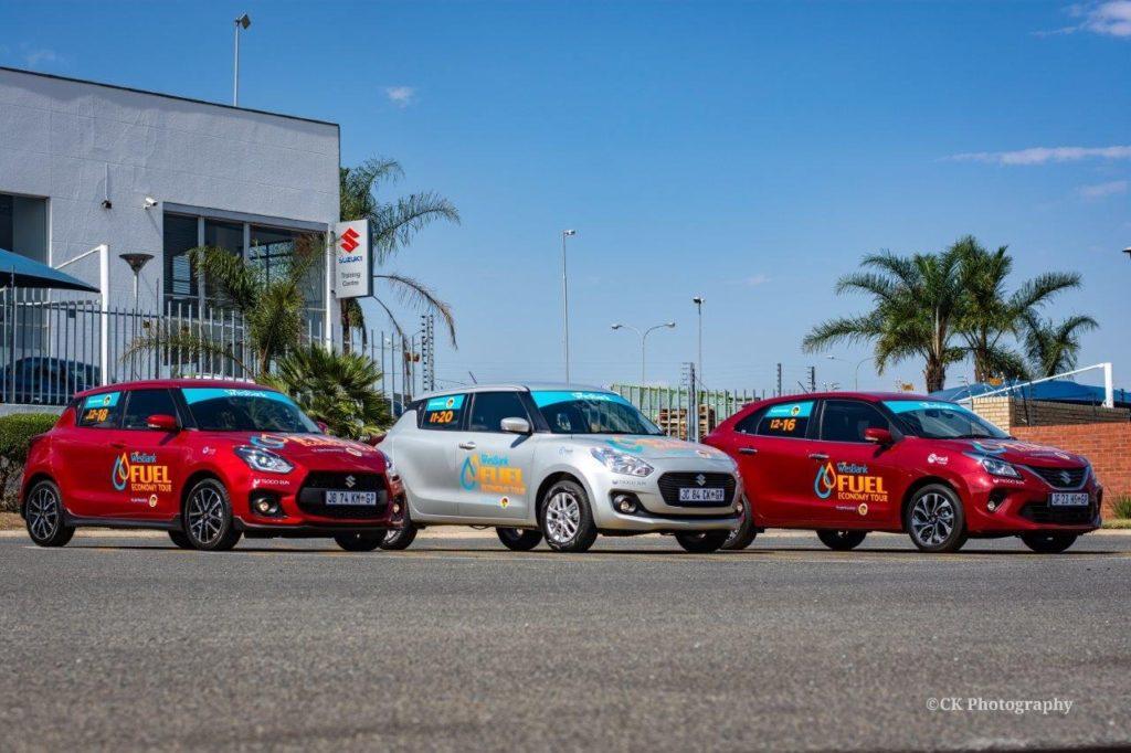 Suzuki to enter 7 cars in SA Fuel Economy Tour